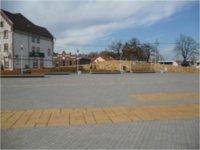 Przebudowa placu w Gogolinie